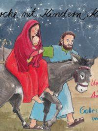 Kirche mit Kindern-Kalender